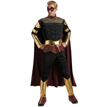 Ozymandias of Watchmen Movie costume idea