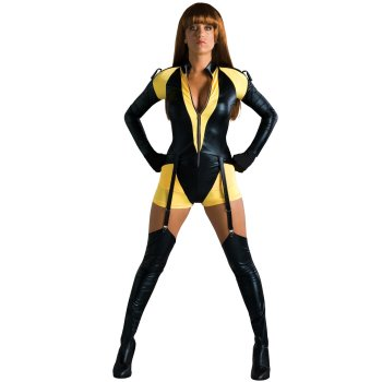 Silk Spectre Watchmen Movie costume idea