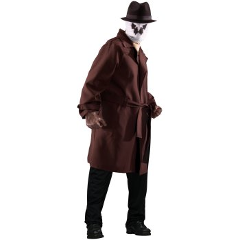 Watchmen Rorschach Plus Size costume idea