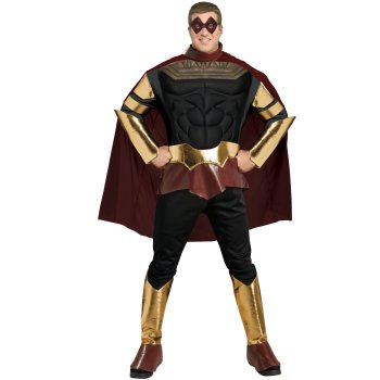 Watchmen Ozymandias Plus Size costume idea