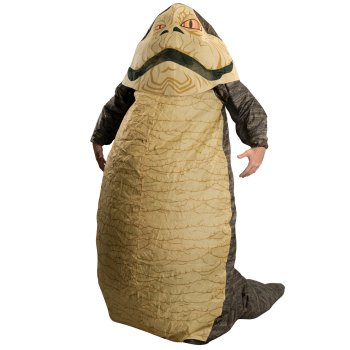 Jabba The Hutt Inflatable Star Wars Movie costume idea