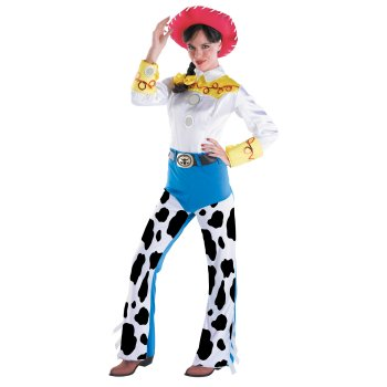 Jessie of Toy Story 2 Movie costume idea