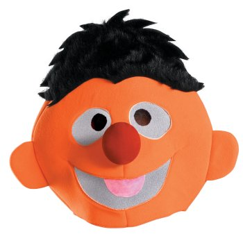 Ernie of Sesame Street Mask costume idea