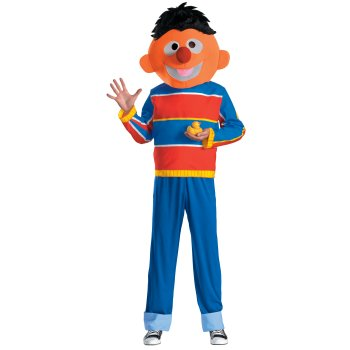Ernie of Sesame Street TV costume idea