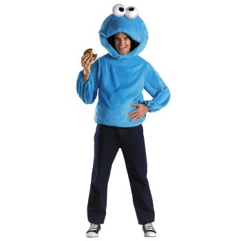 Cookie Monster Sesame Street TV costume idea