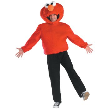 Elmo of Sesame Street TV costume idea