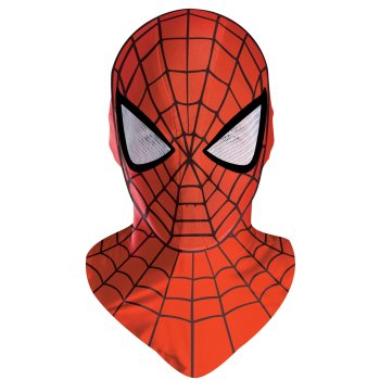 Spiderman Mask costume idea