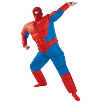Fat Spiderman Adult costume idea