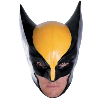 Wolverine of Xmen Mask costume idea