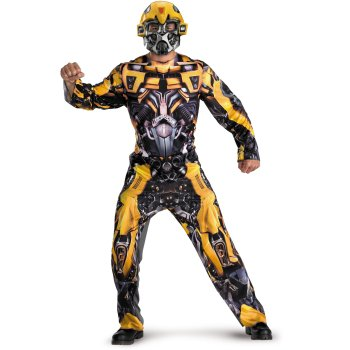Bumblebee Transformers Movie costume idea