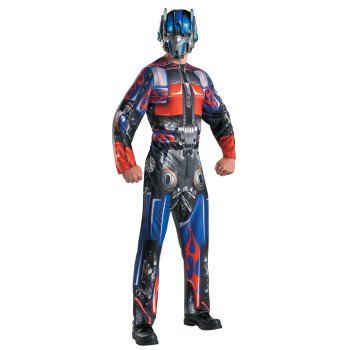 Optimus Prime Transformers Movie costume idea