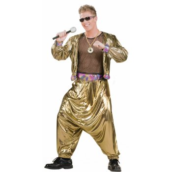 MC Hammer TV costume idea