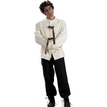Adult Straight Jacket Patient costume idea