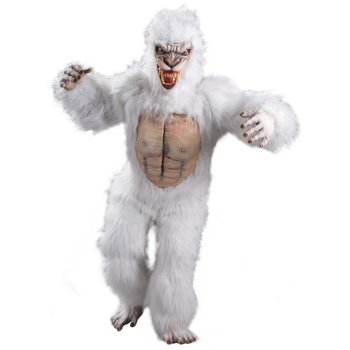 Snow Beast Horror costume idea