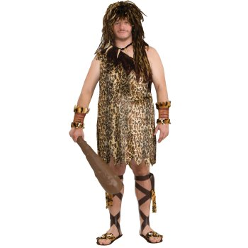 Tarzan Plus Size costume idea