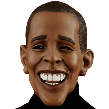 Barack Obama Mask costume idea
