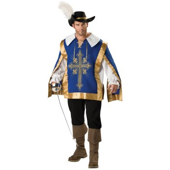 Musketeer Plus Size costume idea