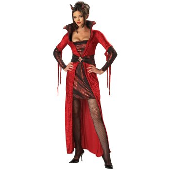 Adult Devil Mistress costume idea