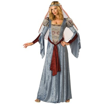 Teen Maid Marian costume idea