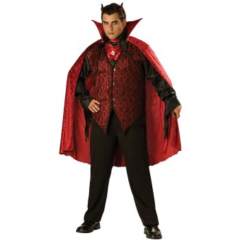 Sinister Devil Plus Size costume idea