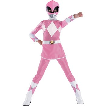 Pink Ranger of Power Rangers Disney costume idea