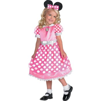 Minnie Mouse Children's Disney costume idea