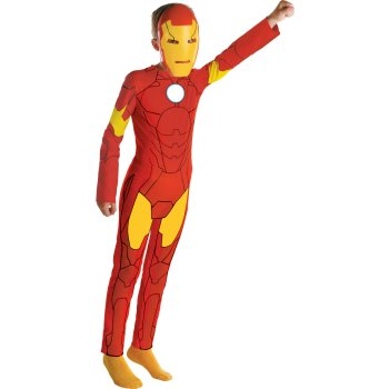 Iron Man Childrens Movie costume idea