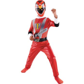 Red Ranger of Power Rangers Disney costume idea