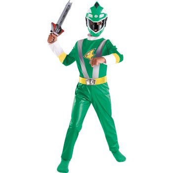 Green Ranger of Power Rangers Disney costume idea