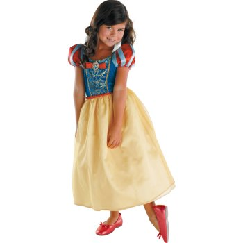Snow White Children's Disney costume idea