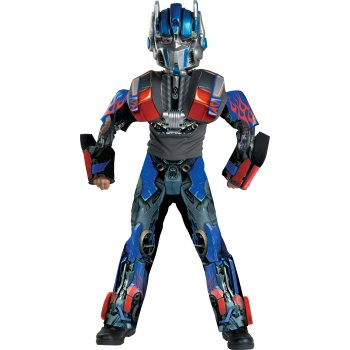 Optimus Prime of Transformers Childrens Movie costume idea
