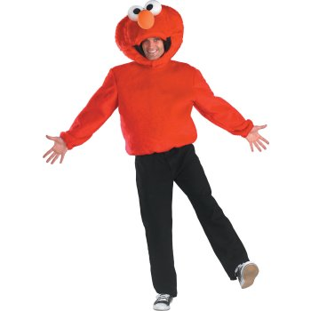 Sesame Street Elmo Teen costume idea