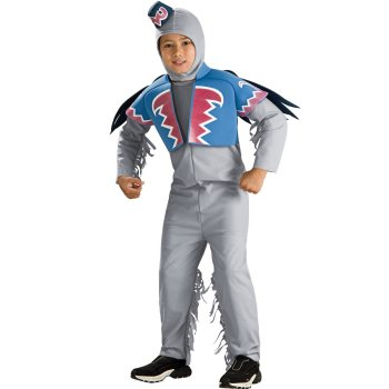 Flying Monkey from Wizard of Oz Childrens Movie costume idea