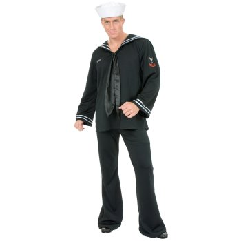 Navy Sailor Plus Size costume idea