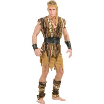 Caveman Plus Size costume idea