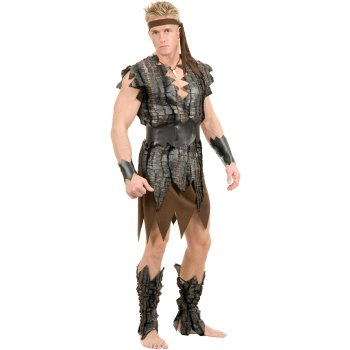 Bad Barbarian Plus Size costume idea