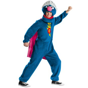 Super Grover TV costume idea