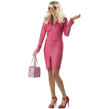 Elle of Legally Blonde Movie costume idea