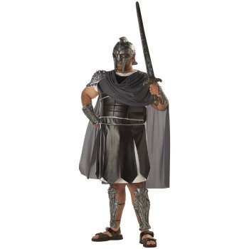 Centurion Plus Size costume idea