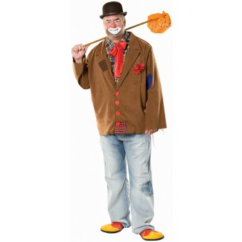 Hobo Clown Plus Size costume idea