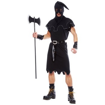 Executioner Horror costume idea