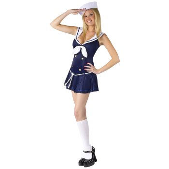 Sexy Sailor costume idea