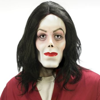 Michael Jackson Mask costume idea