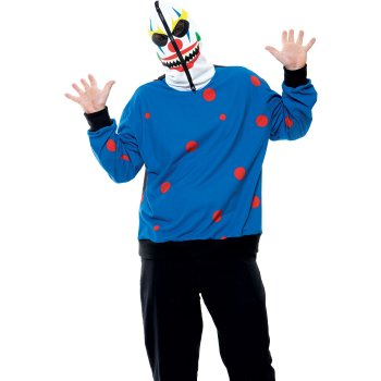 Adult Killer Clown costume idea