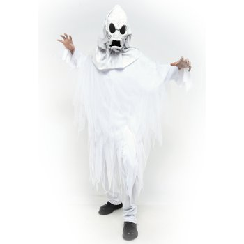 Ghost Scarry costume idea