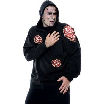 Evilution Pus Hoodie Plus Size costume idea
