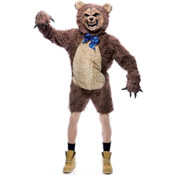 Cuddles The Bear Horror costume idea