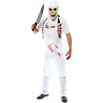 Meat Man Scarry costume idea