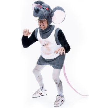 Sewer Rat Scarry costume idea