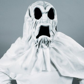 Ghost Mask costume idea